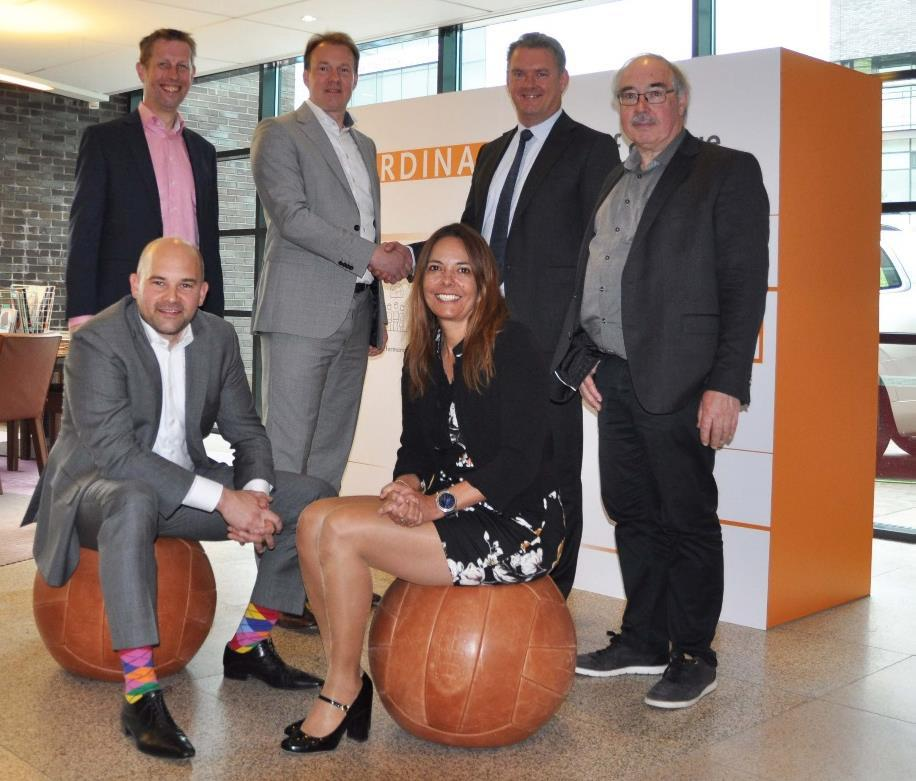 foto partnership Ordina en MakLogic